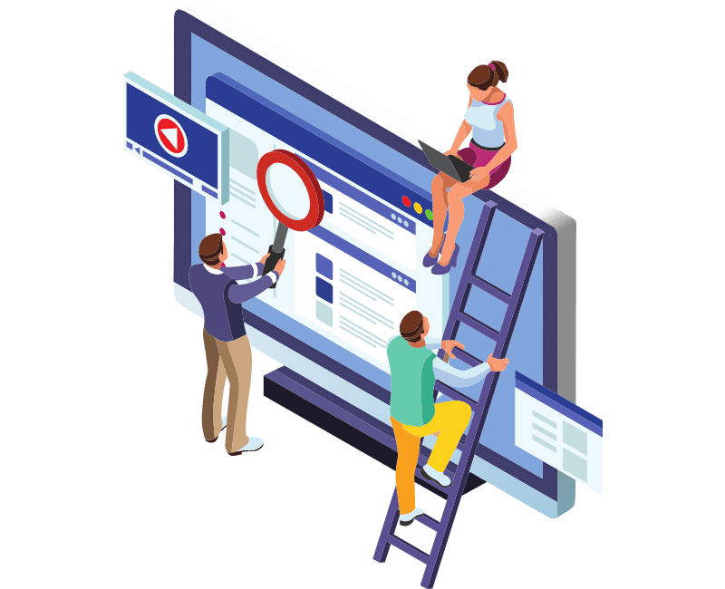 Build online presence with migaloz