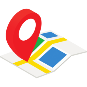 bin your location on map